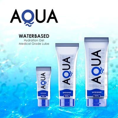 Lubricante base de agua Quality 100 ml 4