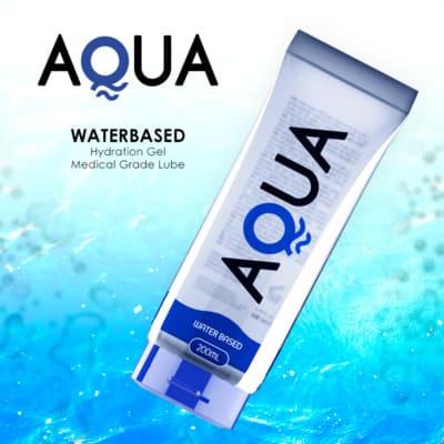 Lubricante base de agua Quality 200 ml 3