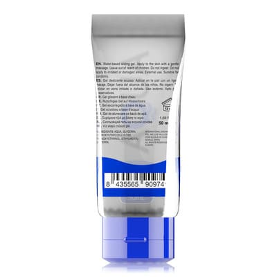 Lubricante base de agua Quality 50 ml 2