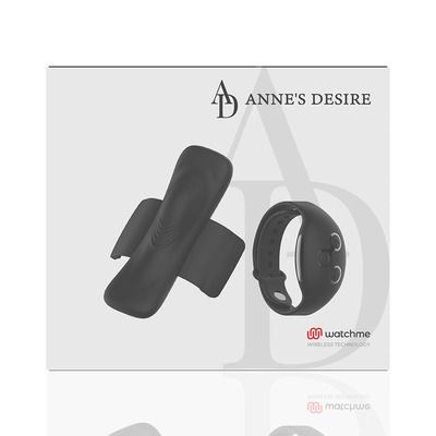 Vibrador Panty Pleasure con tecnologia Watchme 12