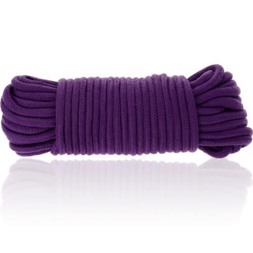 Cuerda de algodon bondage 20 m