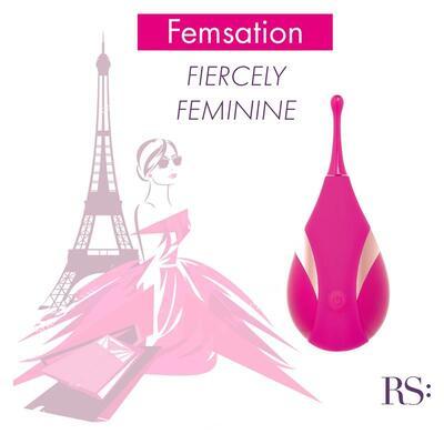 Estimulador Femsation Rianne S 6