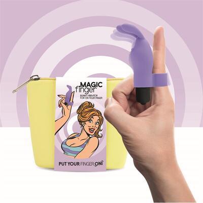 Vibrador para el dedo Magic Finger 2