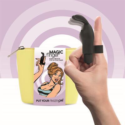 Vibrador para el dedo Magic Finger 3