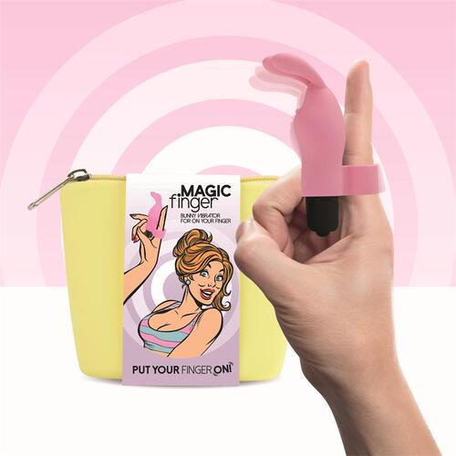 Vibrador para el dedo Magic Finger