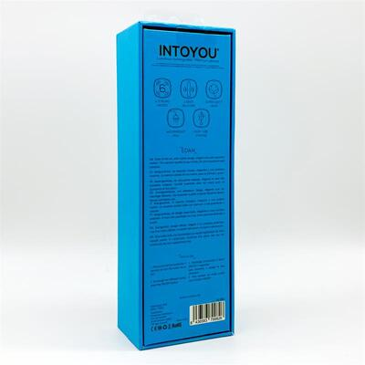 Bala vibradora recargable USB Edan 6