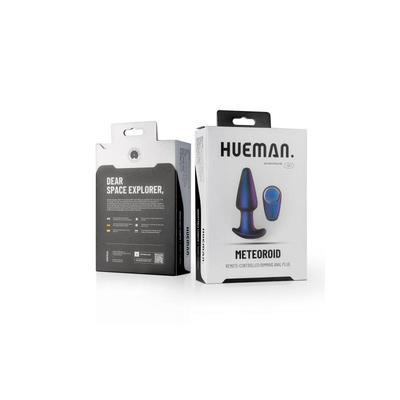 Plug anal con control remoto Meteoroid 10