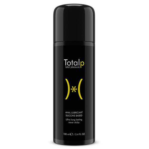 Lubricante anal base silicona Total P