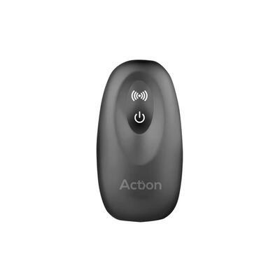 Plug anal con control remoto Asher 6