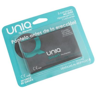 Preservativos Uniq Smart Pre Ereccion 2
