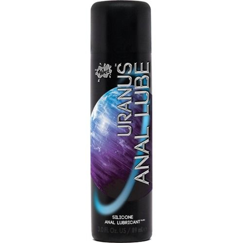 Lubricante anal silicona Premium Uranus