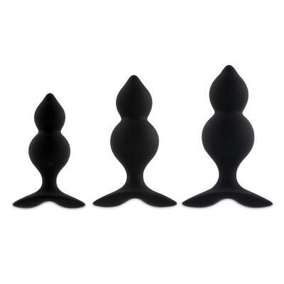 Set de 3 plugs anales Bibi 2 2