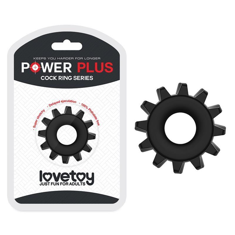 Anillo para el pene Power Plus 2 Lovetoy 10
