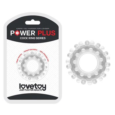 Anillo para el pene Power Plus 4 Lovetoy 10