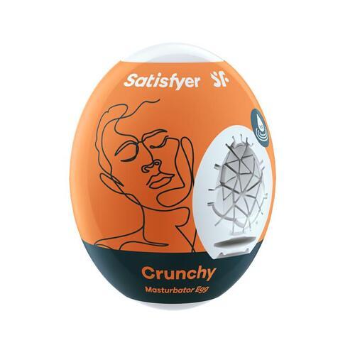 Huevo masturbador Crunchy Hydro Active
