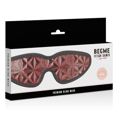 Antifaz elastico Begme Red Edition 6