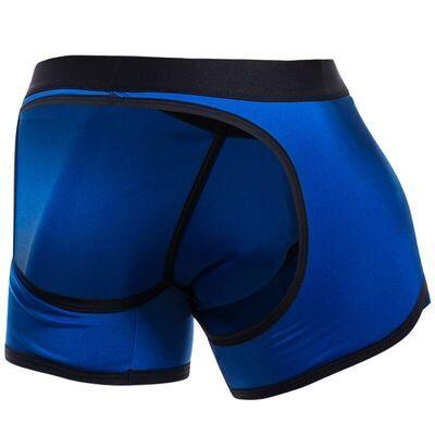 Boxer trasera descubierta Azul Royal Cut4Men 4
