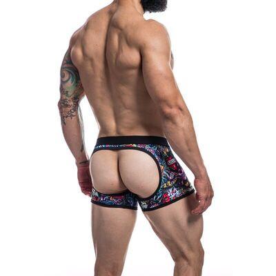 Boxer trasera descubierta Tatoo Cut4Men 2