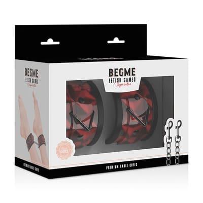 Esposas para tobillos Begme Red Edition 8