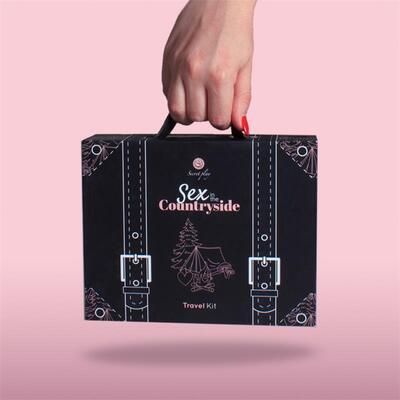 Kit de viaje Sex in the Country 2